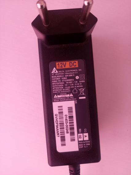 Kit 50 Fonte Bivolt Delta Adp-30bw K Humax 12v/2.5a