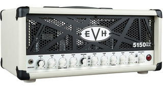 Amplificador De Guitarra Evh 5150iii 50w 6l6 Bulbos
