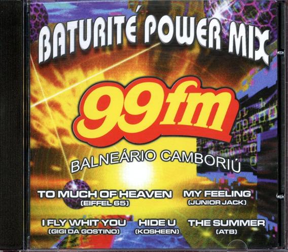 Cd Baturite Power Mix 99 Fm