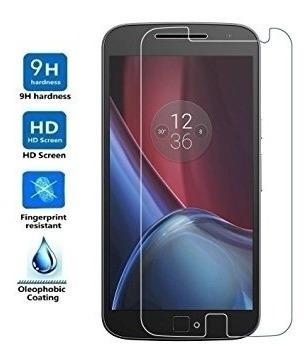 Protector Pantalla Motorola G4 Plus Vidrio Templado Tienda F