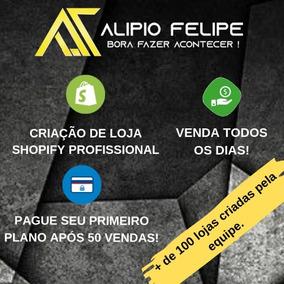Loja Shopify Profissional Dropshipping Alta Conversão/promoç