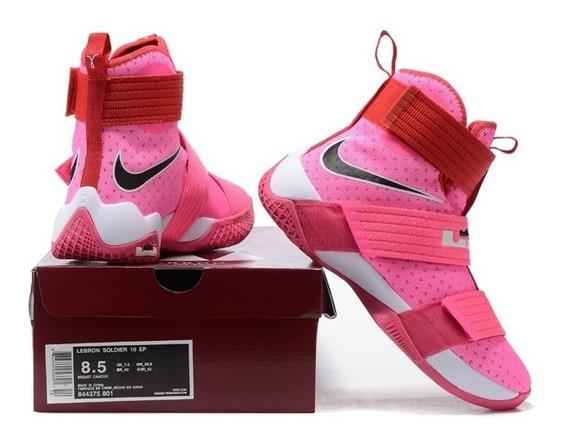 Tênis Nike Lebron James Elite Soldier Basquete Esportes