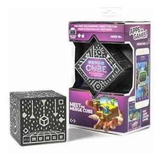Cubo Para Ar/vr (merge Cube) - Realidad Virtual Y Aumentada