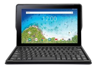 Tablet 10 Rca 2 En 1 Android 32gb C/ Teclado Desmontable