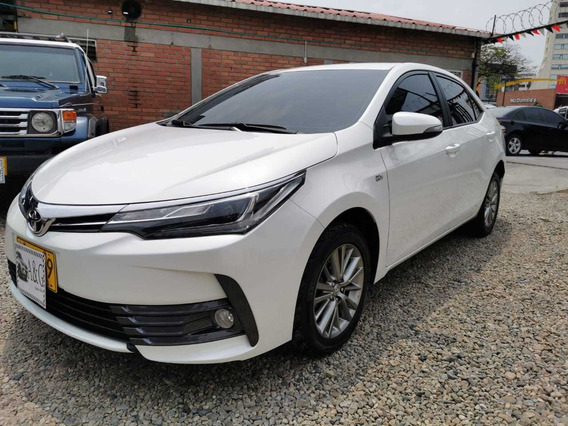 Toyota Corolla Xei At Mod 2019