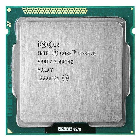 Processador Core I5-3570 3ª Geração 3.4 Ghz - O&m