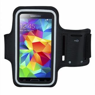 Funda Brazalete Running Samsung J5 J7 Prime S7 Edge S8 S9 A5 A7 A10 A30 M10