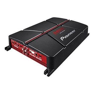 Pioneer Gm-a4704 Amplificador Puenteable De 4 Canales, Negr