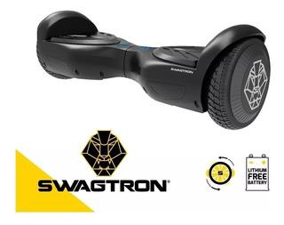 Patineta Electrica Hoverboard Swagtron T882 Hero Negro