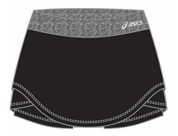 Saia Shorts Asics W Abby Skort Tennis Tênis Squash Fitness