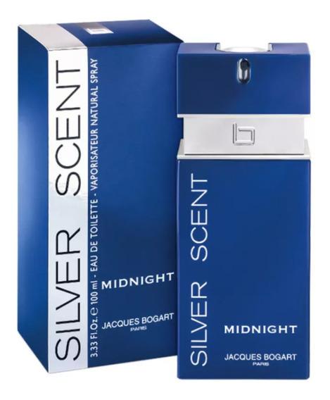 Perfume Silver Scent Midnight 100ml Original Lacrado