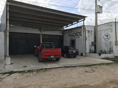 Oportunidad De Bodega Industrial Dentro De La Ciudad