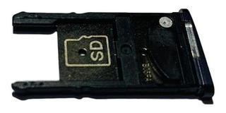 Gaveta Chip Sim Card Moto Z2 Play Xt1710-07 Original