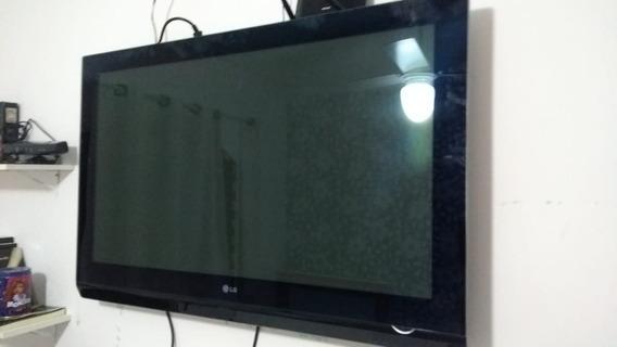 Tv Plasma LG Modelo 42pg60d - Com Defeito Na Placa Principal
