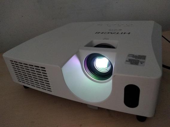 Projetor Hitachi - Cp Rx 80 3lcd - Conversor Hdmi Perfeito