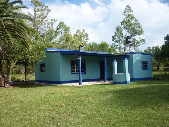 Chacra Casa De Campo Refaccionada 6,5 Hreas. Muy Tranquilo.