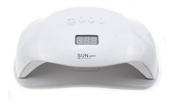 Cabina Uv Led Sun Xplus 72watts Sensor Para 2 Manos