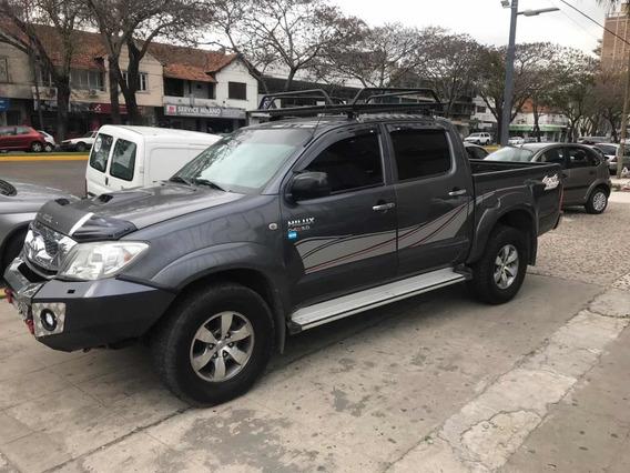 Toyota Hilux 3.0 4x4 Full Anticipo $590.000 Y Cuotas-permuto