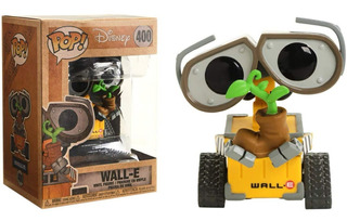 Funko Pop Wall-e #400 Walle Disney Exclusive Special Edition