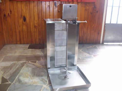 Horno Shawarma Nuevo 25 Kg  Todo Inoxidable. Hornos Tobilay