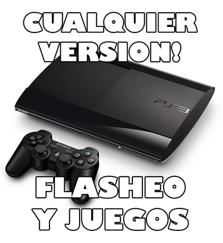Flasheo Chipeo Para Playstation 3 - Free Store - Hen