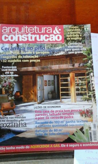 Revista Engenharia & Construção N 169 Maio 2001