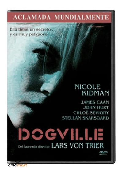 Dogville Lars Von Trier Pelicula Dvd Mercado Libre