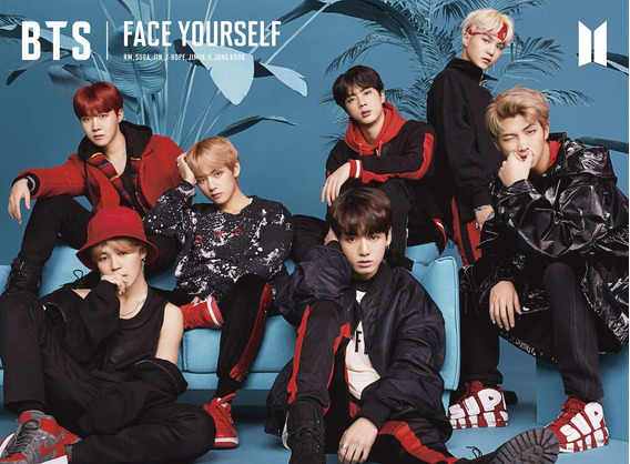Cd : Bts - Face Yourself (with Blu-ray, Limited Edition)
