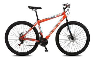 Bicicleta Colli Sparta Mtb Aro 29 21 Marchas Aro Aero Freios