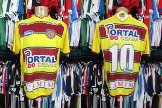 Madureira 2012 Camisa Titular Tamanho G Número 10.