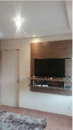 Apartamento De 2 Quartos Para Venda - Jardim Volobueff (nova Veneza) - Sumaré - Izm4b221-307745