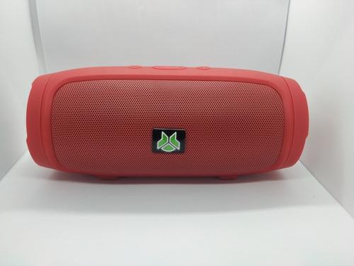 Corneta Bluetooth Bakzer Charge Mini 3+ Radio Pendrive Micro