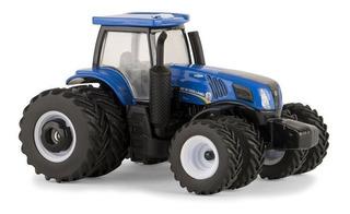 Miniatura Trator New Holland T8.435 Ertl 1/64