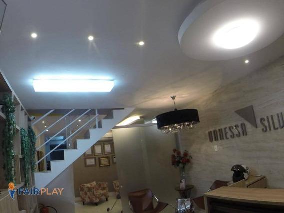 Casa Com 8 Salas 2 Banheiros No Coracao Do Brooklin - Ca0306