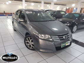 Honda City 1.5 16v (flex) (aut.)