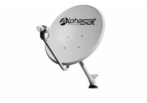 Kit 2 Antena 60cm Com Lnb