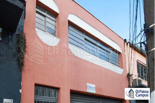 Salão Comercial De 83 M² Na Silva Bueno. - Dp3749