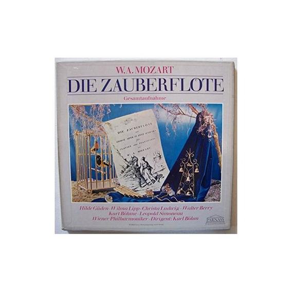 Mozart- Die Zauberfloete- Caja 3lp- Gueden- Simoneau- Berry-