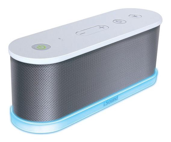 Caixa De Som Isound Iglowsound Waves Bluetooth - Original