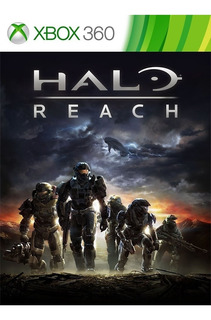 Halo Reach Xbox 360 Y Xbox One Original