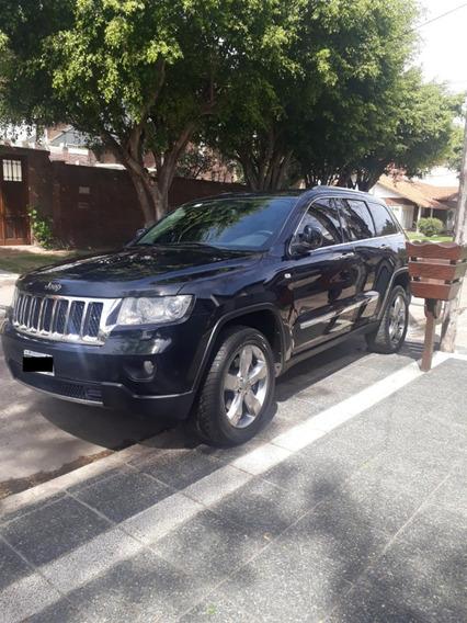 Jeep Grand Cherokee 3.6 Overland 286hp At