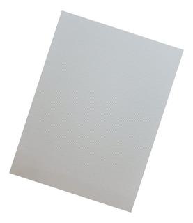 Opalina Texturada A4 X 10 Hojas 250 Grs Rives Design Blanco