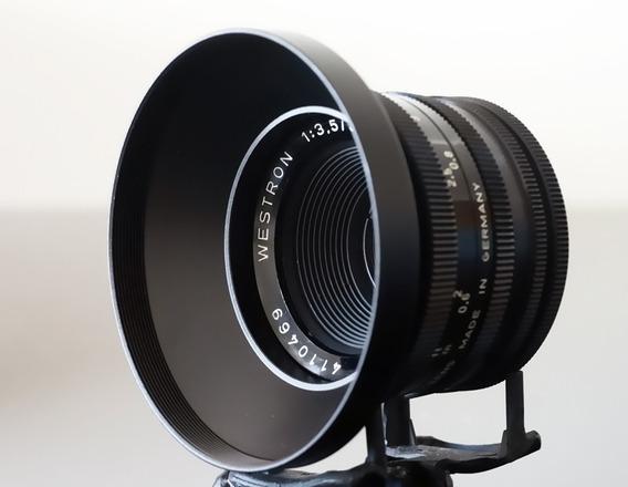 Lente Isco Gottin.westron 35mm - M42, Sony-canon- Micro4\3