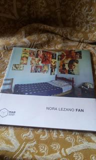 Mora Lezano Fan - Fotos - Catalogo Muestra Museo Mar