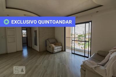 Apartamento No 10º Andar Com 2 Dormitórios E 1 Garagem - Id: 892886564 - 186564