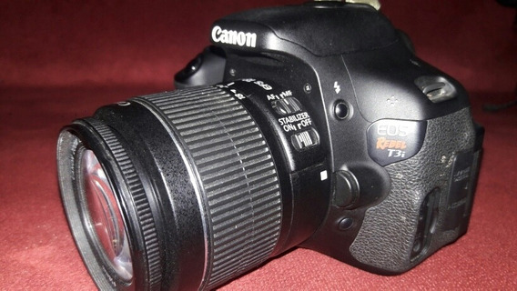 Câmera Digital Cânon T3i