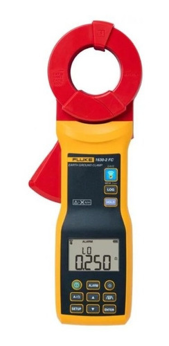 Terrômetro Digital 1000v Ac/dc Cat Iii 1630-2 Fc Fluke