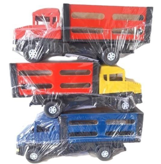 Caminhãozinho De Brinquedo No Atacado Kit Com 10