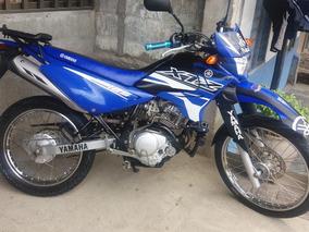 Yamaha 125 Azul/negro