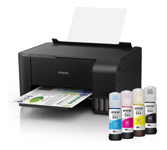 Novo Impressora Multifuncional Epson L3110 Ecotank